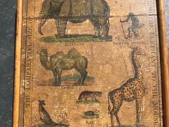 Antique Treen - Ten facts about Jigsaws