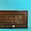 Thumbnail: Tunbridge Ware Box - Parquetry Inlay