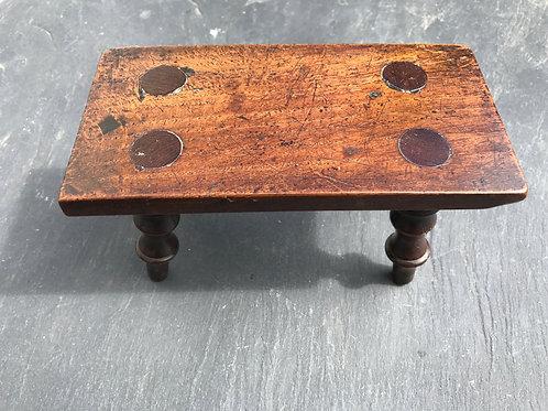 Antique Miniature Stool