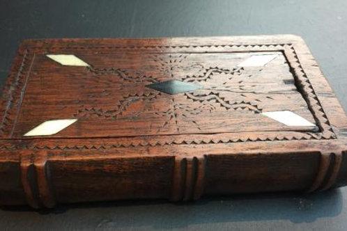 Antique Book Box