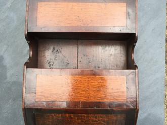 Antique Candle Boxes
