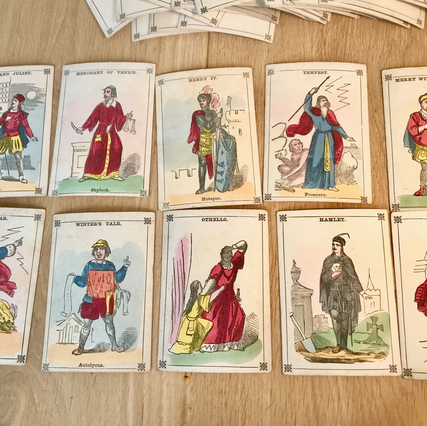 antique playing cards, for sale Opus Ant