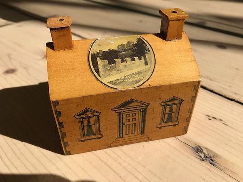 Antique Scottish Money Box