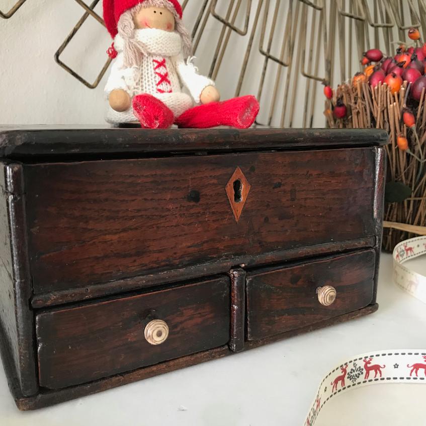 antique treen oak box for sale opus anti