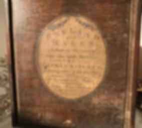 Antique georgian puzzle for sale opus an
