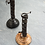 Thumbnail: A very nice late 18th century spiral candlestick