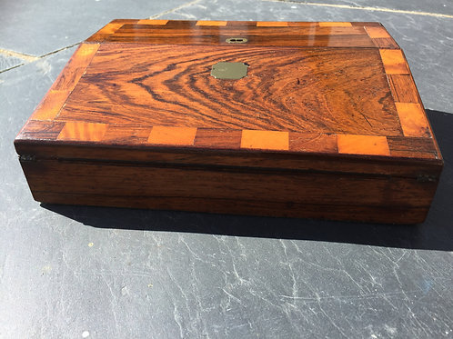 A Small Antique Writing Slope