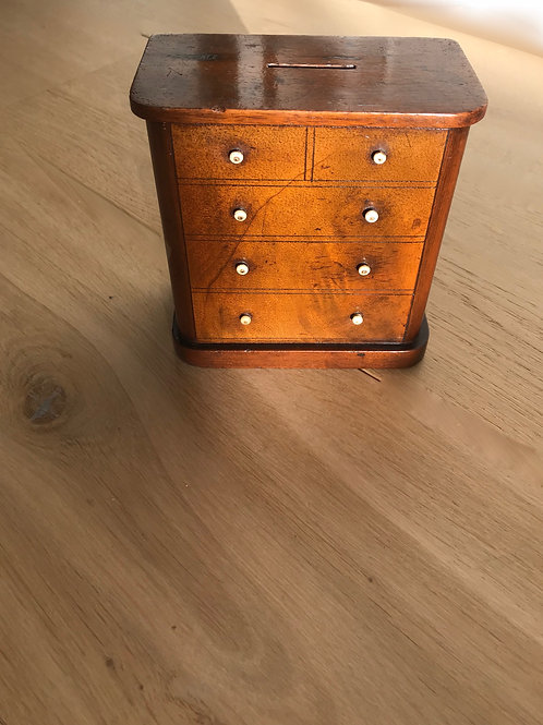 Antique Money Box