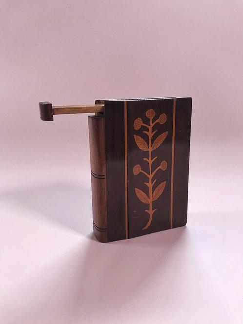 Antique Killarney Book Box
