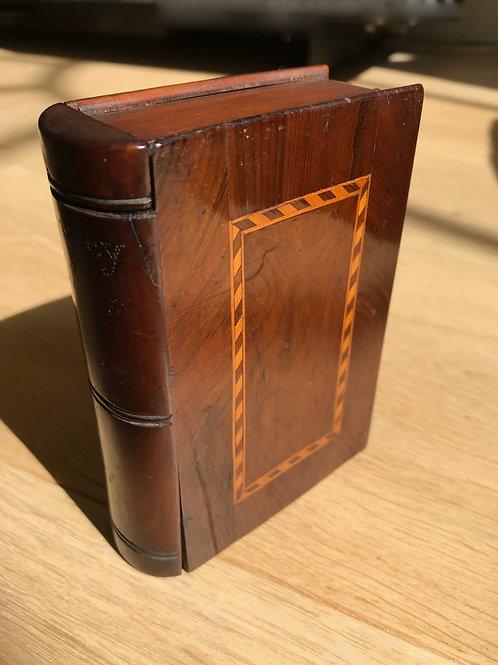 Antique Killarney Book Box - dated