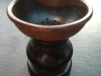 Little Pots of Treasure - Antique Treen Pounce Pots