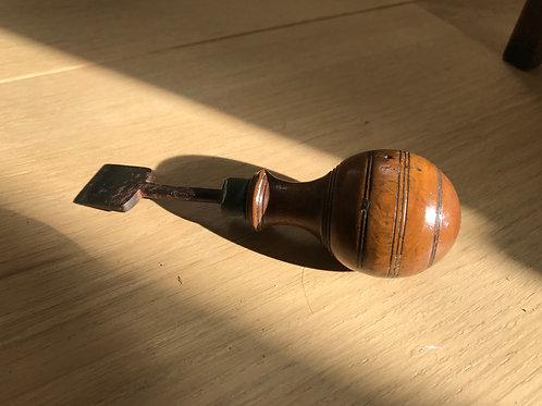 Antique Desk Wax Seal Remover