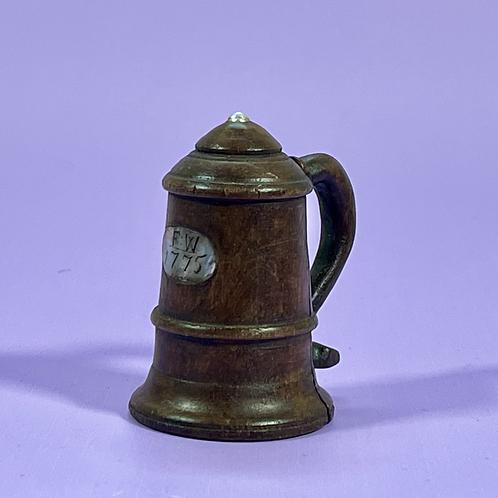 A Rare Antique Snuff Box
