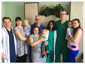 Eleventh surgical training mission to Voronezh successfully completed