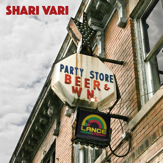Shari Vari (The Dirtbombs x Iggy Pop x Lance Herbstrong)