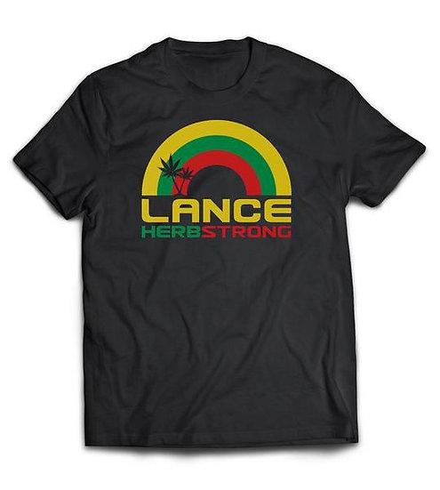 Lance Herbstrong Mens T-Shirt