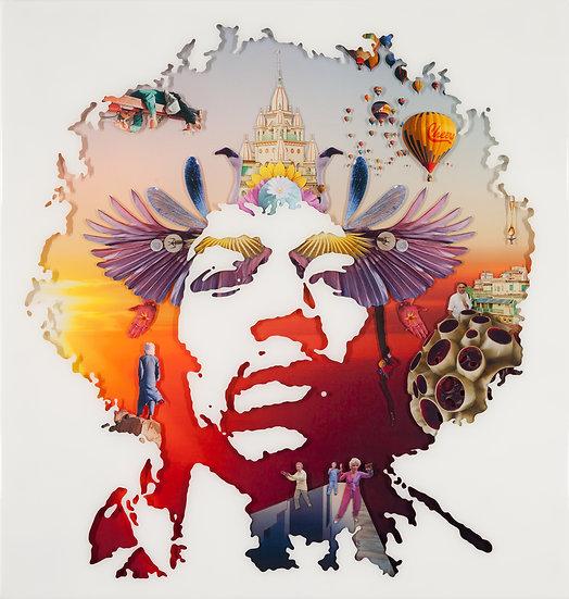Finally Moving ( Pretty Lights x Jimi Hendrix x Lance Herbstrong Remix )