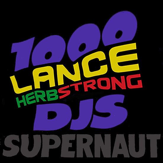 Supernaut (1000 Homo DJs x Meat Beat Manifesto x Lance Herbstrong)