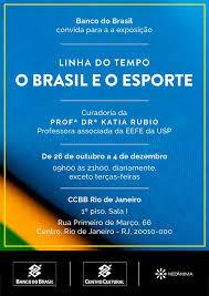 Exposição O Brasil e o Esporte
