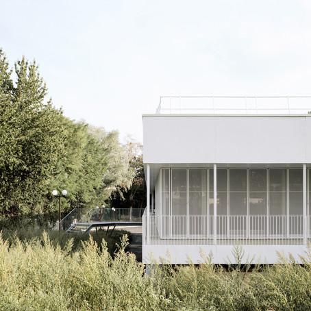 Школа столовых и многоцелевых комнат / MCBAD architecture & urban design