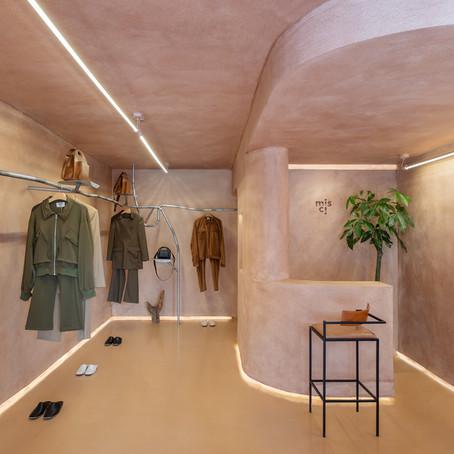 Misci Store / Babbie Arquitetura e Interiores + Airon Martin
