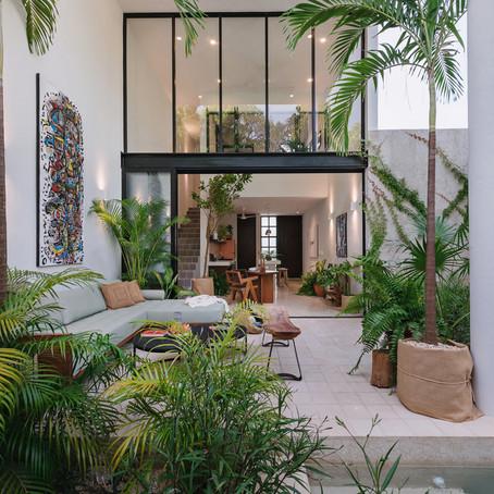 Дом Ханны /  Workshop, Diseño y Construcción