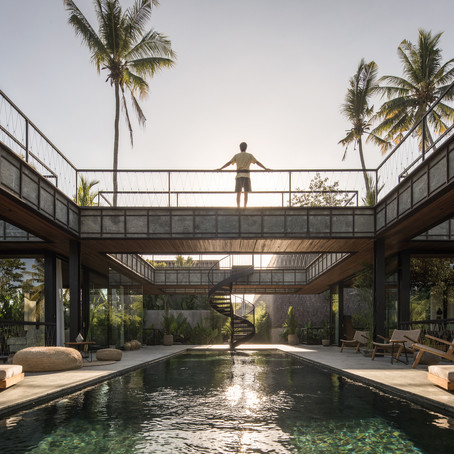 Bond House / Alexis Dornier