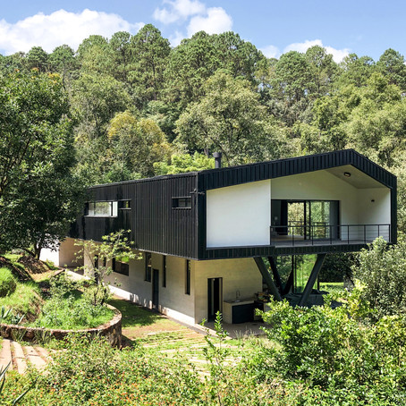 Ocoxal House / A-001 Taller de Arquitectura