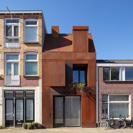 Стальной ремесленный дом / Zecc Architecten