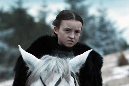 Baddassery like Lyanna Mormont