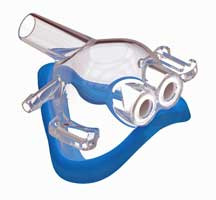 Why Torres is using the SuperNo2va instead of the Nasal Cannula at 15 lpm?