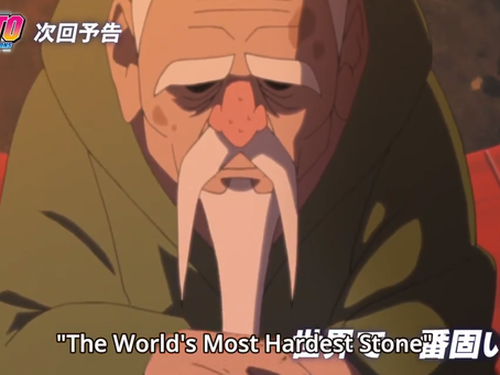 The Hardest Stone in the Whole World.