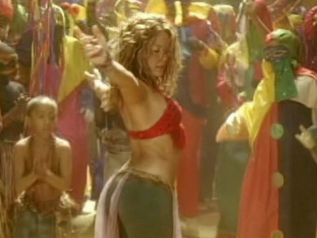 The Shakira Sign. These Hips..Don't Lie.