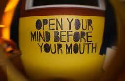 Mouth Opening like any Bodily Orifice