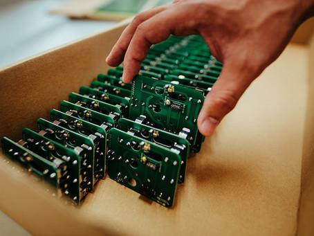 Prejuízos da descarga eletrostática nas linhas de produção