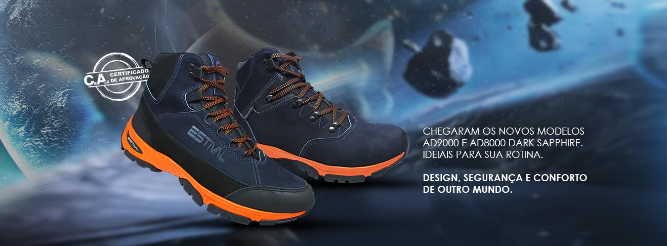 e7ca01c7a6 Os calçados Estival são produzidos na cidade de Franca, interior de São  Paulo conhecida como a