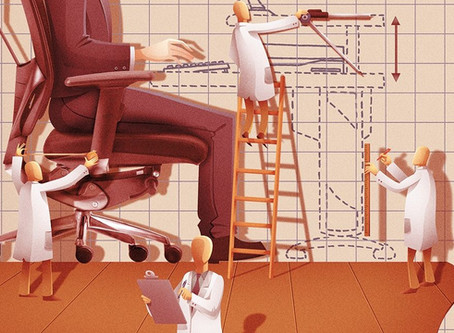 A importância da Ergonomia na rotina de trabalho
