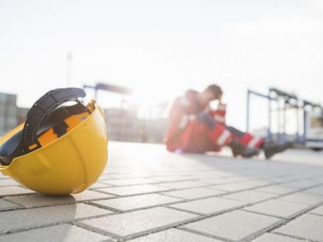 A cada 3 horas e 40 minutos uma pessoa morre por acidente de trabalho