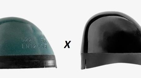 Saiba a diferença entre as biqueiras de aço e composite