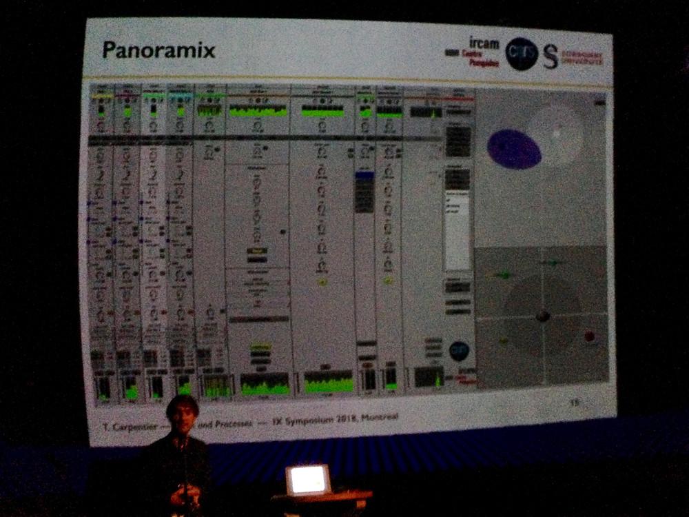 Panoramix mix environment