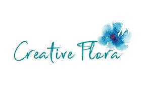 Creative Flora logo turquoise.jpg
