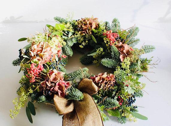 Berry Blush wreath