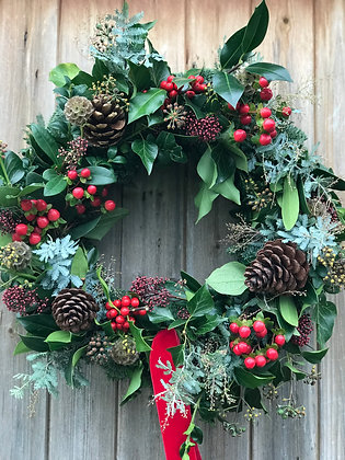 Fruits of the Forest wreath