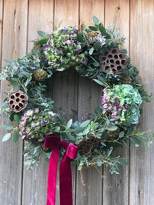 Creative Flora wreath
