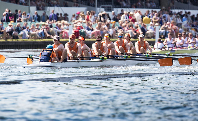 Lea R.C, Henley Royal Regatta, 2018 © WEROW