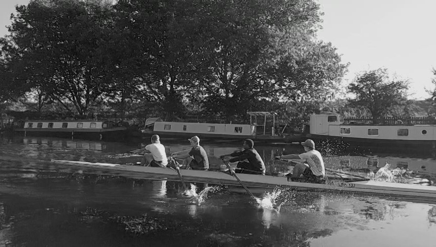 Lea Rowing Club, Hackney, East London