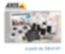 Vidéosurveillance AXIS F34
