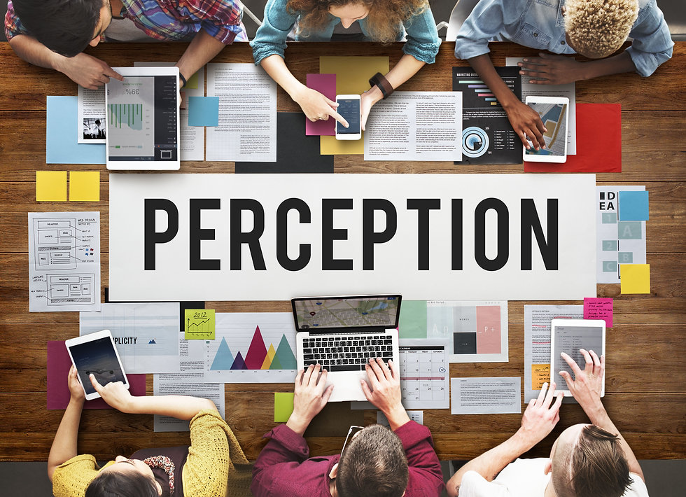 Perception Insight Awareness Seeing Visi