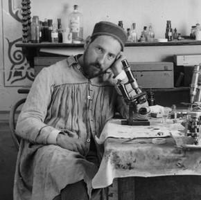 Santiago Ramón y Cajal. El hombre que dibujó los secretos del cerebro