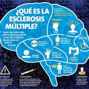 La Esclerosis Múltiple como enfermedad desmielinizante.